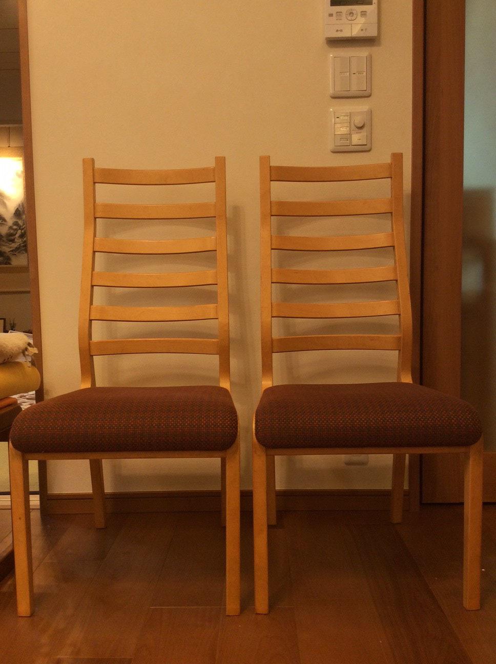 カリモク家具 WU61ソファとコロニアル。_d0224984_11155121.jpg
