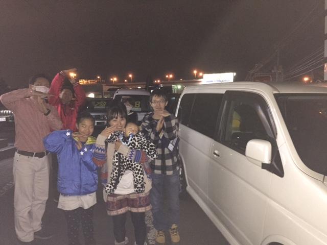 11月14日(土)アウトレット☆ステップワゴンS様納車☆ウィッシュN様納車☆_b0127002_20231510.jpg