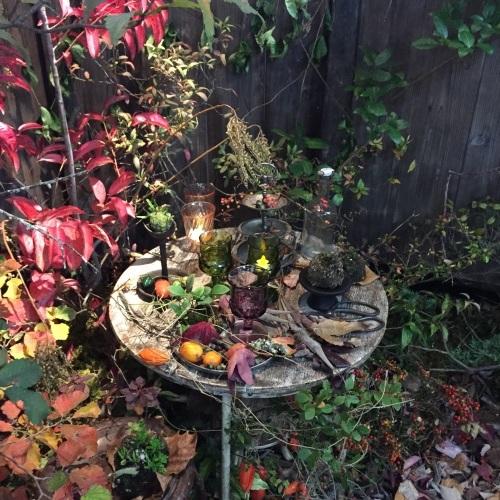 「庭マルシェⅢ」2日目終了しました。_e0060555_09055806.jpg