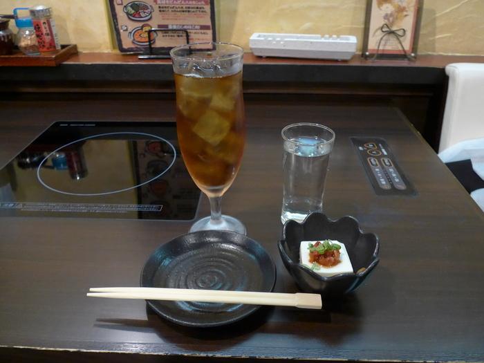 三軒茶屋「カレー鍋 伝心望」へ行く。_f0232060_136261.jpg