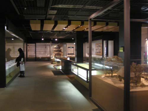 神奈川県立歴史博物館・常設展まで見たこと _f0211178_14493920.jpg