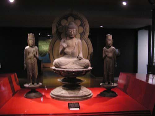 神奈川県立歴史博物館・常設展まで見たこと _f0211178_14495252.jpg
