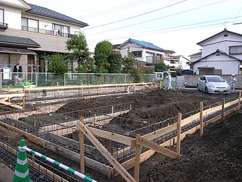 曲り道の家-配筋検査_f0064884_18511084.jpg