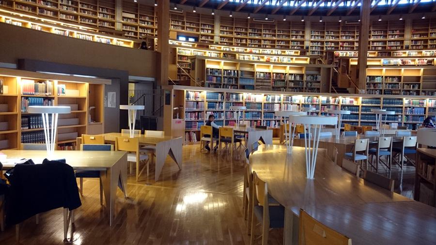 国際教養大学で!_f0150893_17462139.jpg