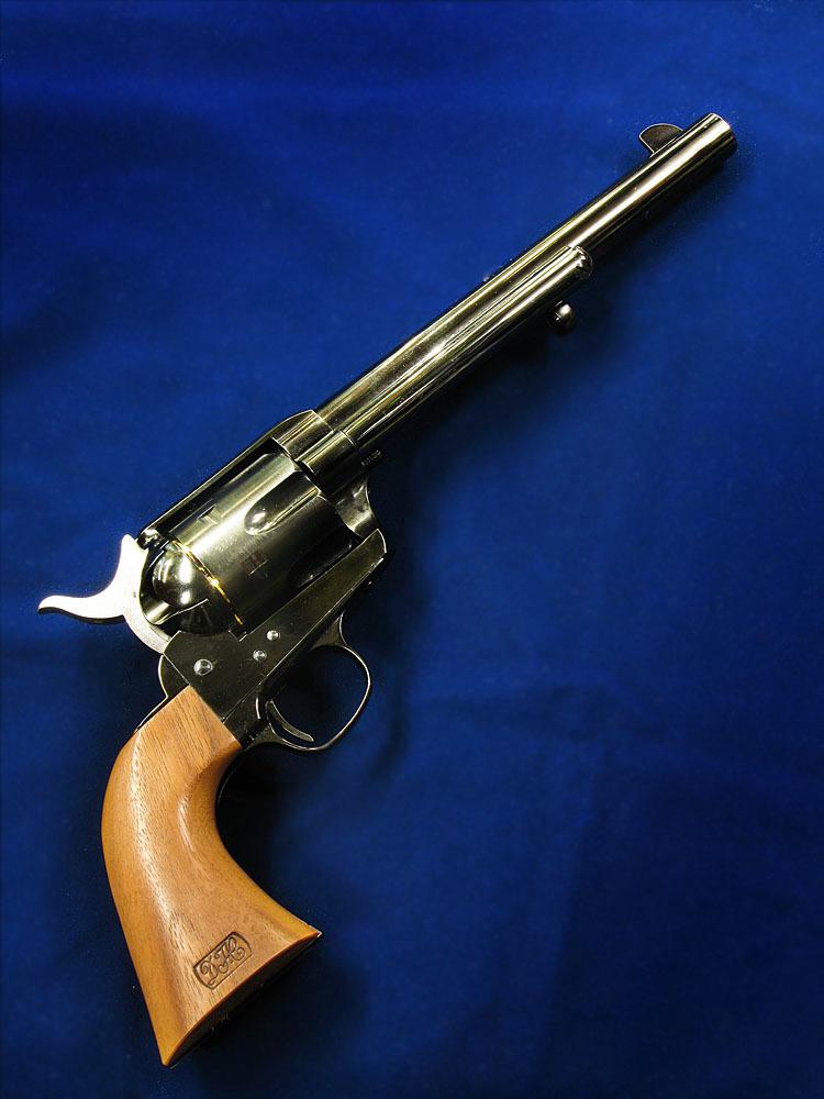 タナカ Colt S.A.A..45 1st 7-1/2 スチールジュピターフィニッシュ_f0131995_13554983.jpg