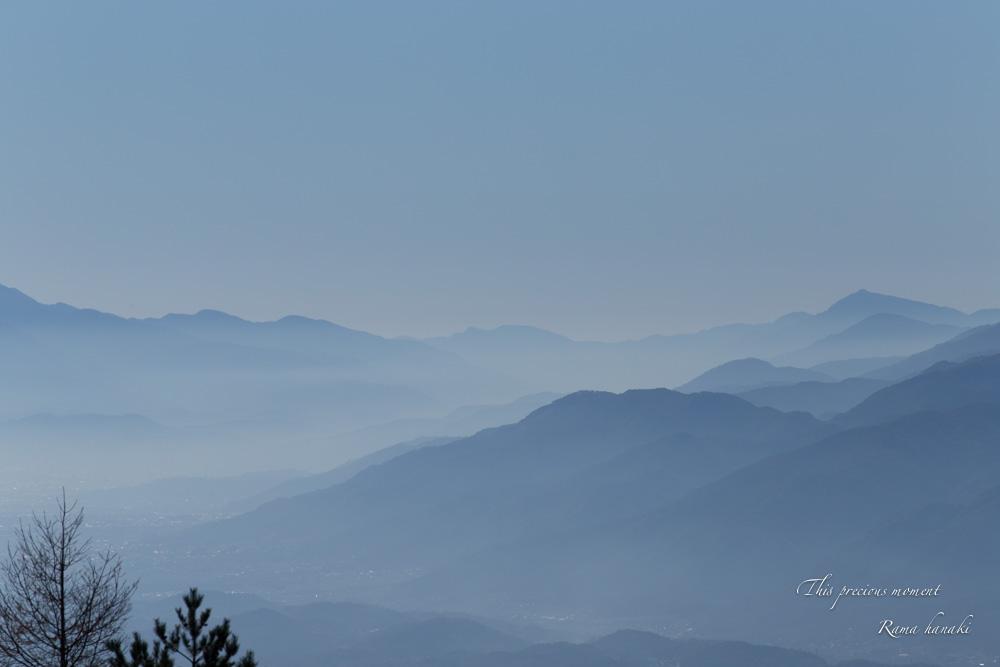 11/6 天女平から富士の絶景〜原村へ_c0137403_16185412.jpg