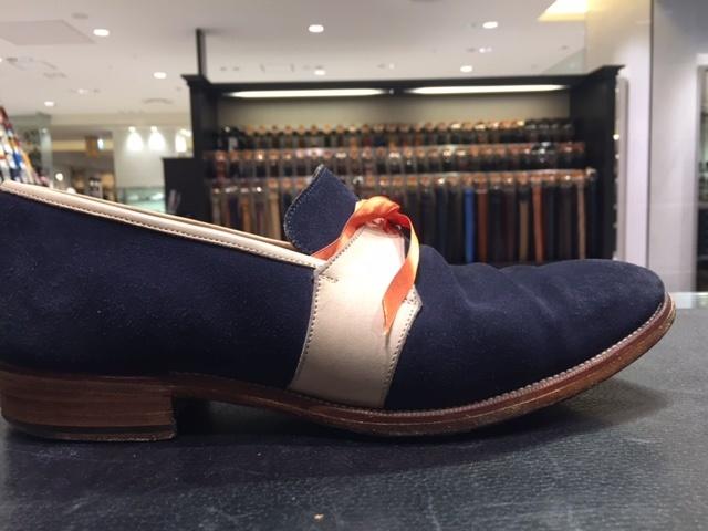 靴を買えば、これが必要!_b0226322_20191190.jpg