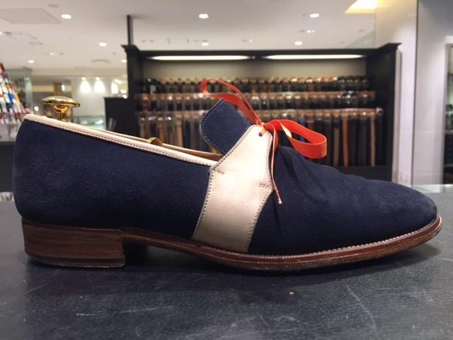 靴を買えば、これが必要!_b0226322_20201853.jpg