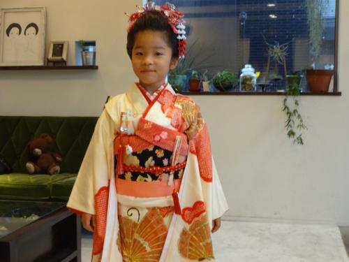 七歳の女の子七五三(*^^*)_f0170422_22090607.jpg