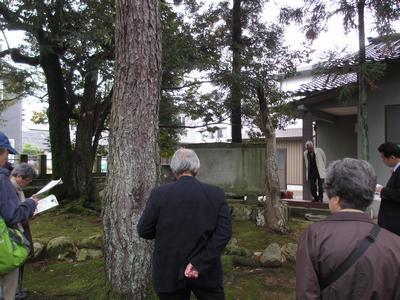 「芭蕉の館」研修旅⑥葭島神社_f0289632_111472.jpg