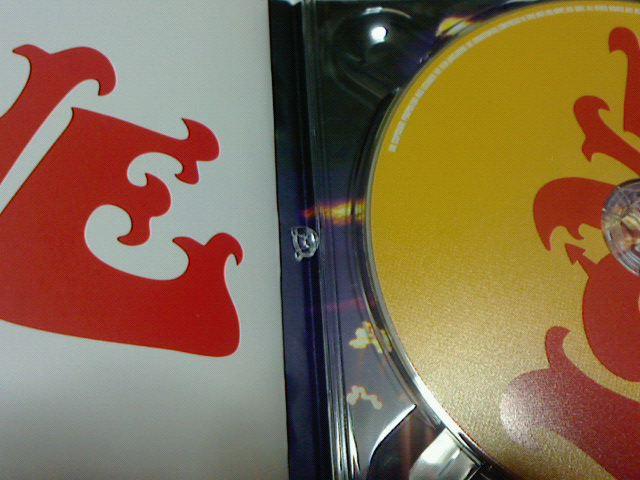 昨日到着CD 〜 the forever changes concert  / LOVE_c0104445_179539.jpg