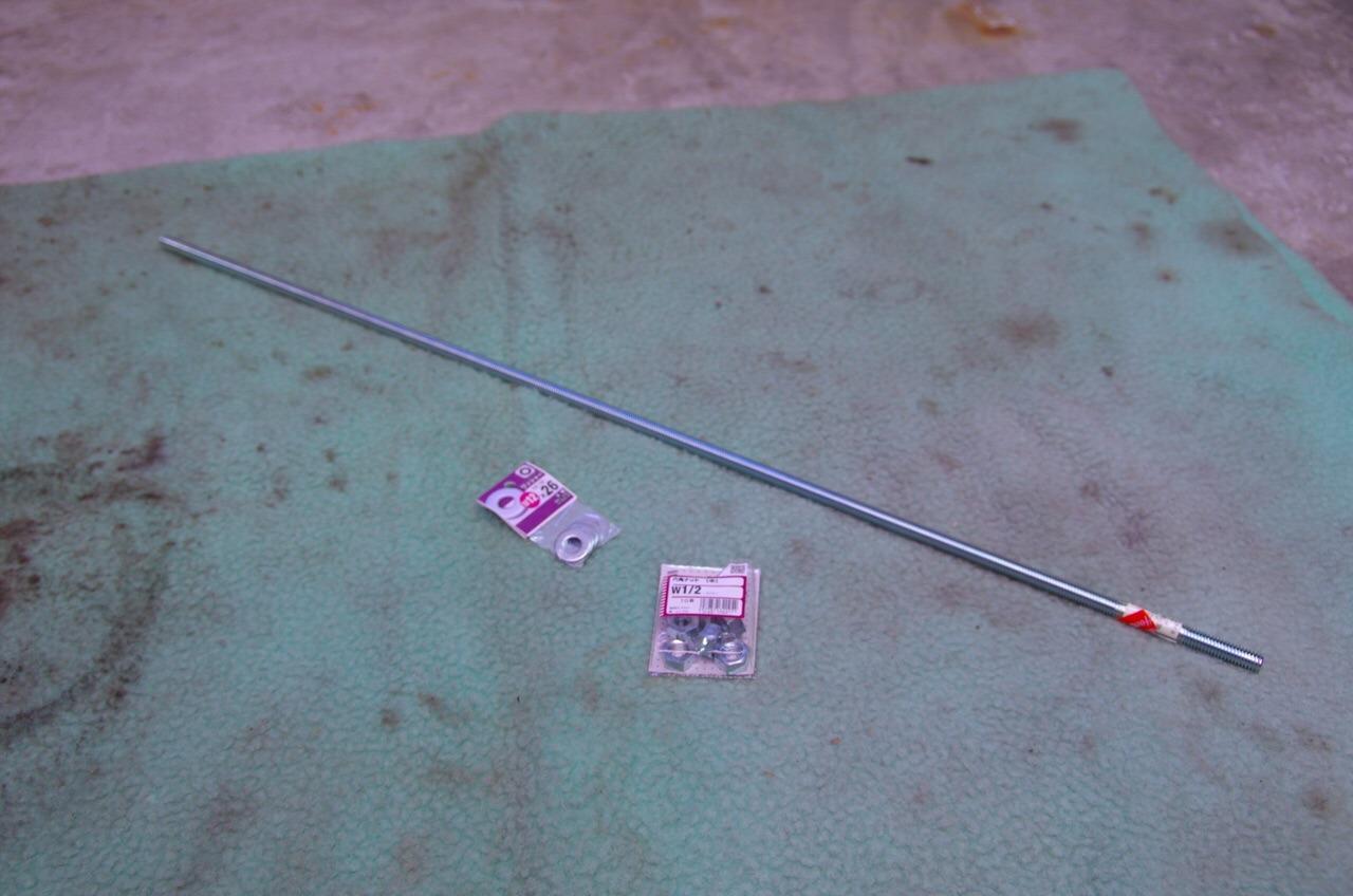 【DB7】オーリンズフォークのスライドメタル取り外し_e0159646_16285615.jpg