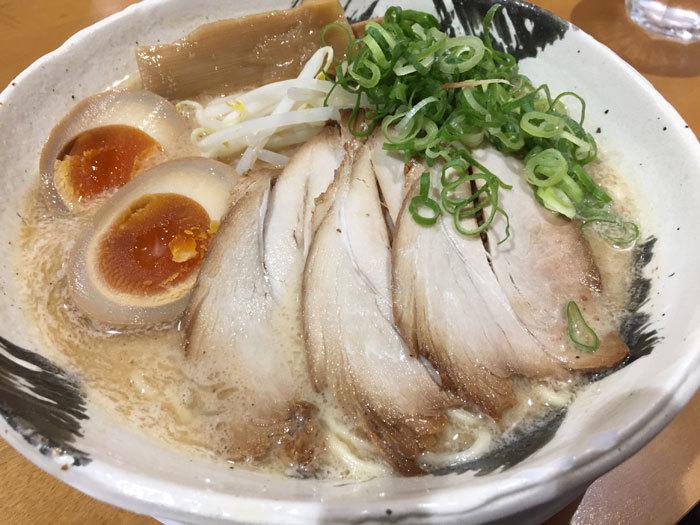 麺屋 七つ星 @ 魚の棚商店街_e0024756_23394537.jpg