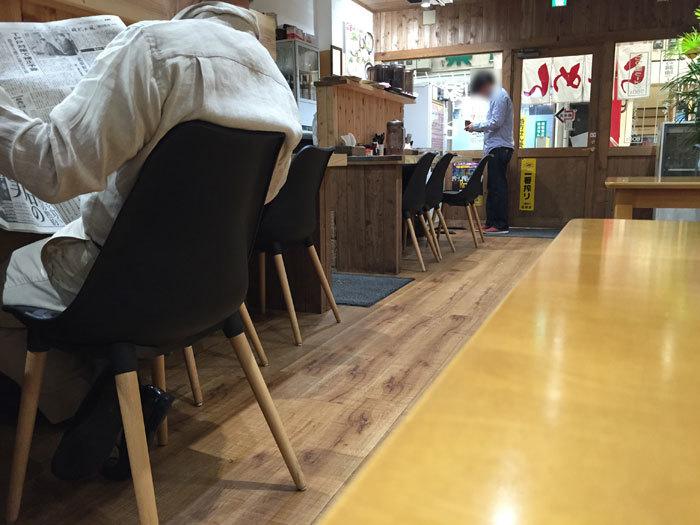 麺屋 七つ星 @ 魚の棚商店街_e0024756_23400631.jpg