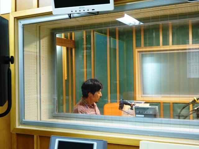 京の寄り道 『KBS京都ラジオ・レコ室からこんにちは』_e0230141_11484981.jpg