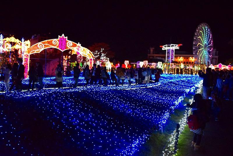 ハウステンボス「花と光の王国」20151031_e0237645_1313365.jpg