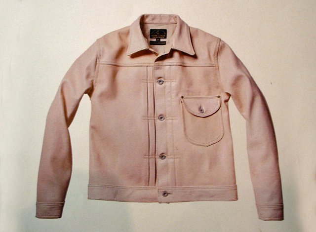 """NEW : HIGH LARGE LEATHERS [HORSEHIDE JACKET] """"Oklahoma City""""、""""Still Water"""" !!_a0132147_18114890.jpg"""