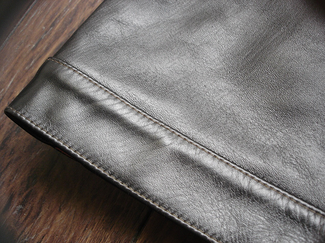 """NEW : HIGH LARGE LEATHERS [HORSEHIDE JACKET] """"Oklahoma City""""、""""Still Water"""" !!_a0132147_1811620.jpg"""