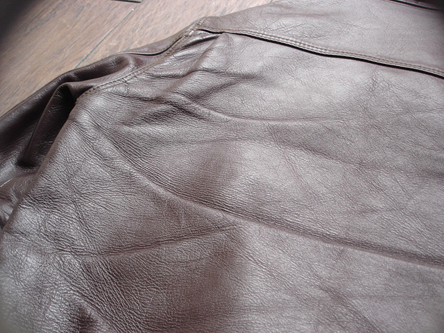 """NEW : HIGH LARGE LEATHERS [HORSEHIDE JACKET] """"Oklahoma City""""、""""Still Water"""" !!_a0132147_1892779.jpg"""