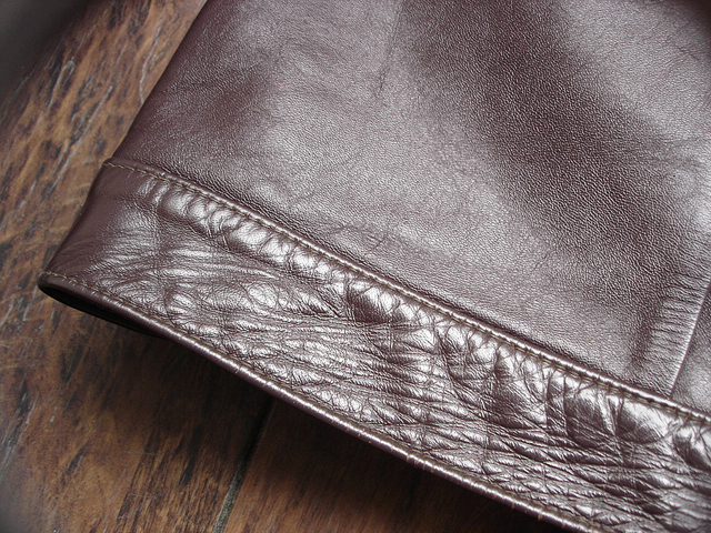 """NEW : HIGH LARGE LEATHERS [HORSEHIDE JACKET] """"Oklahoma City""""、""""Still Water"""" !!_a0132147_18976.jpg"""