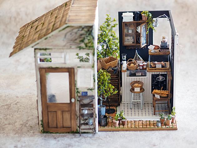 miniature* 小さなカフェが出来ました。_e0172847_16305189.jpg