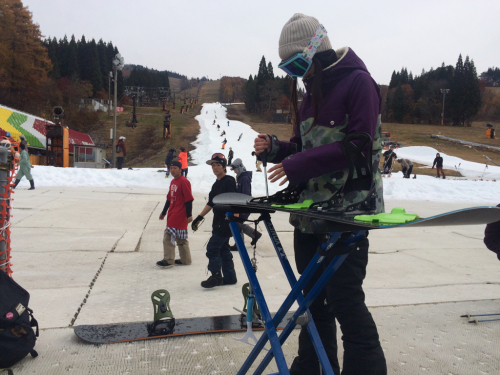 鷲ヶ岳スキー場⭐️_c0151965_00355782.jpg