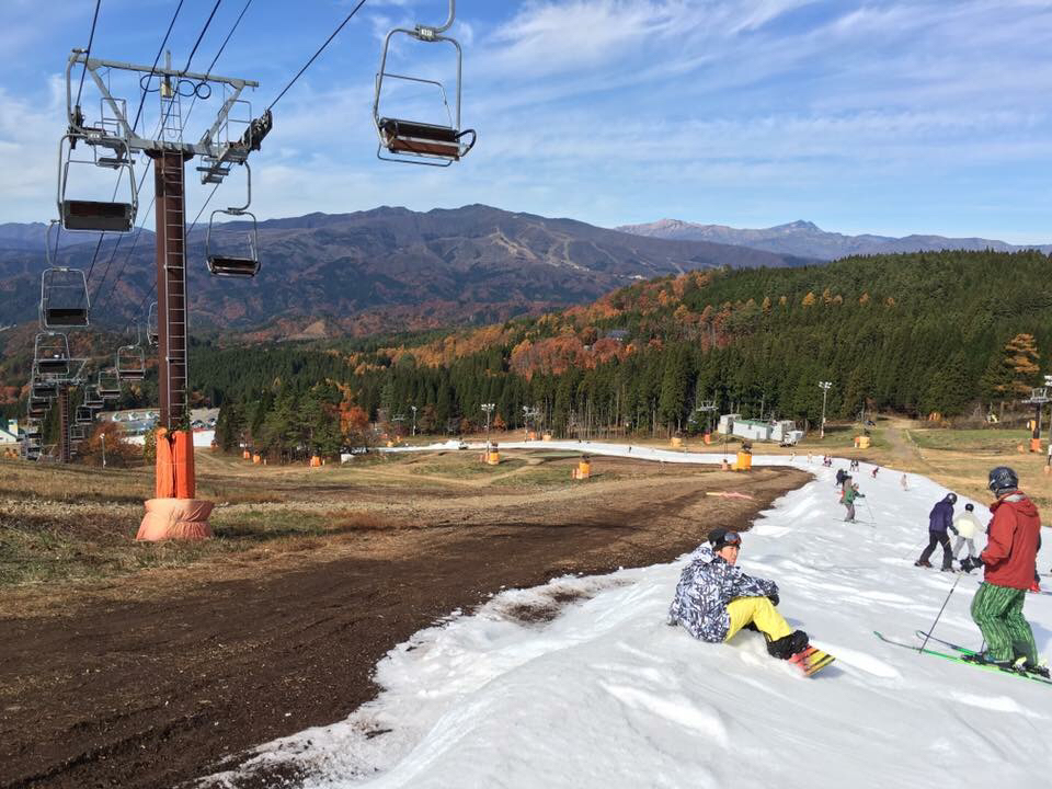 鷲ヶ岳スキー場⭐️_c0151965_00355912.jpg