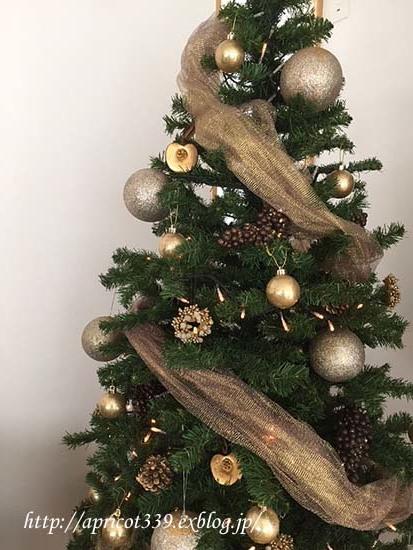 クリスマスツリーを出しました_c0293787_10014950.jpg