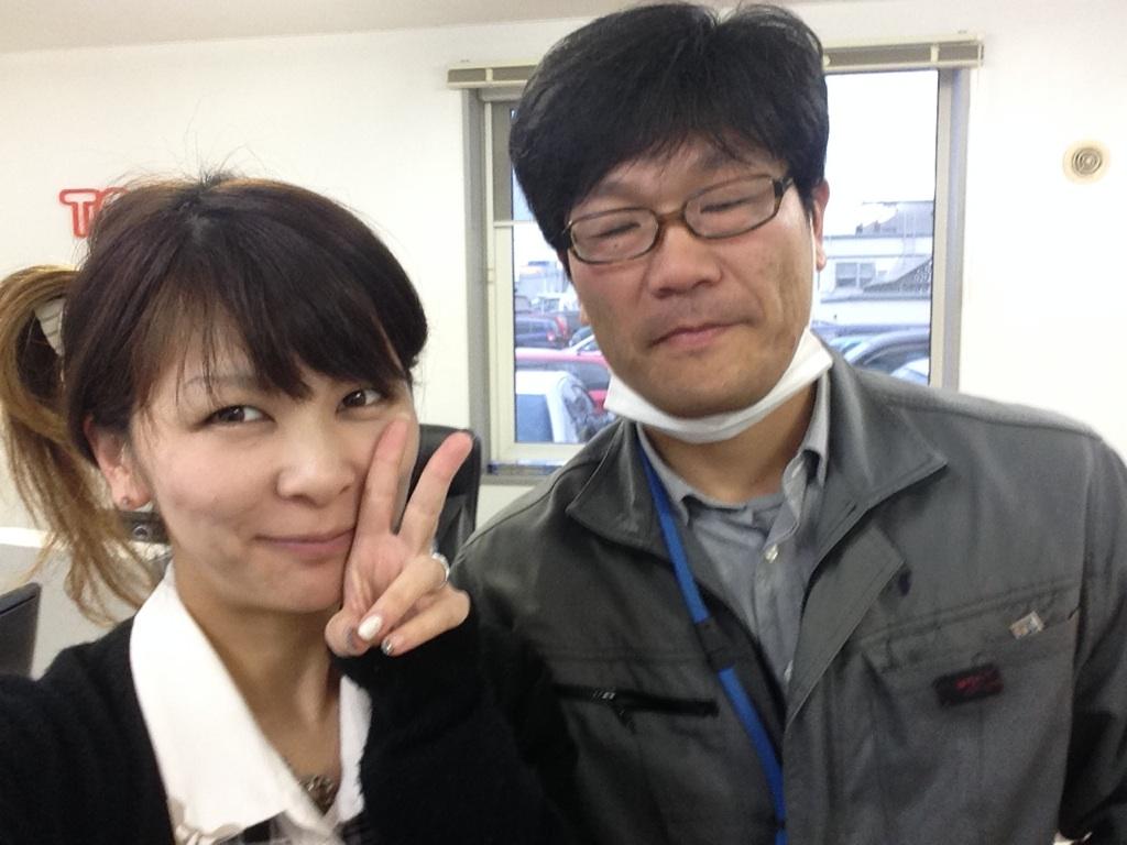 ☆11月17日(火)TOMMYアウトレット☆エスティマHV☆K様納車☆_b0127002_177103.jpg