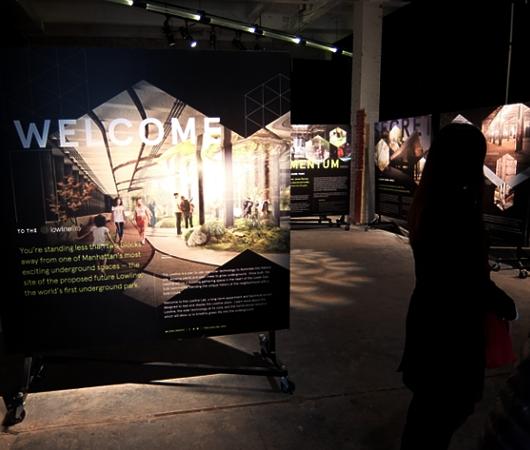 世界初となるNYの地下公園計画、実験室『ロウライン・ラボ』(Lowline Lab)を一般公開中!!!_b0007805_7283392.jpg