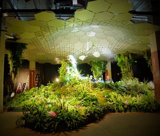 世界初となるNYの地下公園計画、実験室『ロウライン・ラボ』(Lowline Lab)を一般公開中!!!_b0007805_7291135.jpg