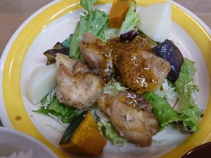 今日の夕食@会社Vol.2_b0042308_0262736.jpg