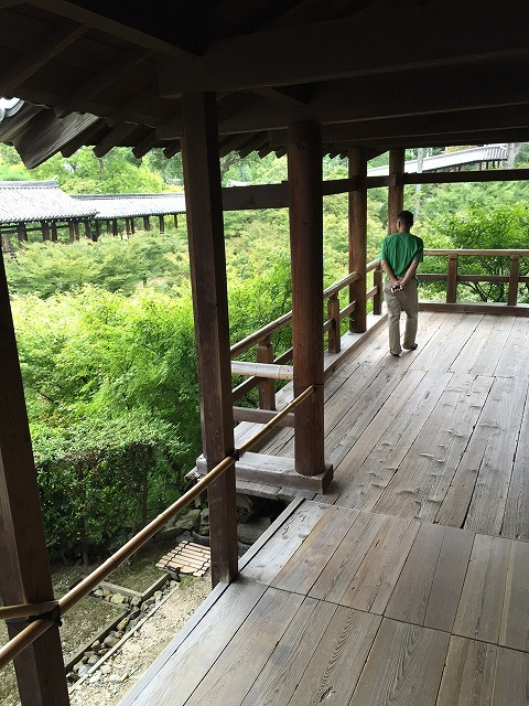 京都での仕事、観光楽しみました。_c0240541_16472307.jpg