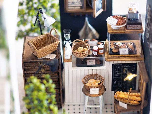 miniature* 小さなカフェが出来ました。_e0172847_06020075.jpg