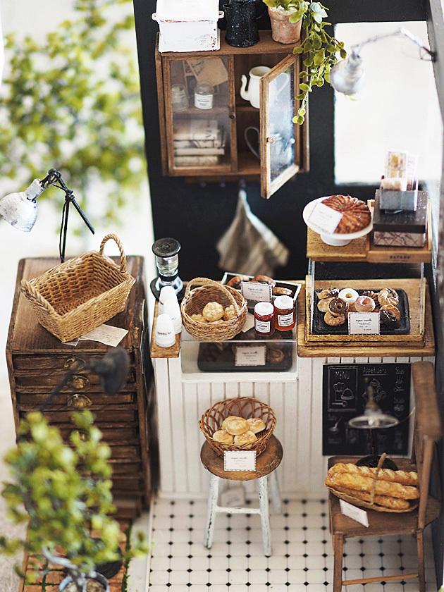 miniature* 小さなカフェが出来ました。_e0172847_08480315.jpg