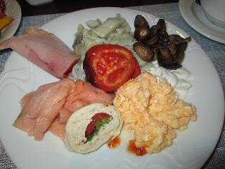 朝食_Radisson Blu Sobieski Hotel_d0348249_10232711.jpg