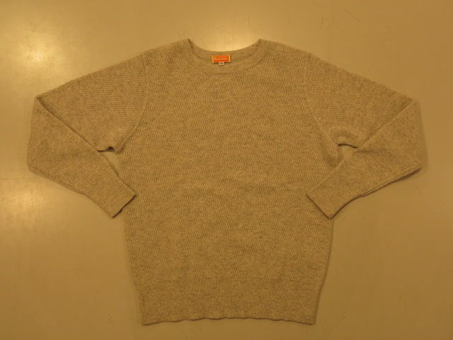 """SOURCE-TAP × TheThreeRobbers CASHMERE THERMAL SHIRTS\""ってこんなこと。_c0140560_10354370.jpg"