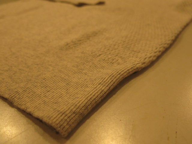 """SOURCE-TAP × TheThreeRobbers CASHMERE THERMAL SHIRTS\""ってこんなこと。_c0140560_10362342.jpg"