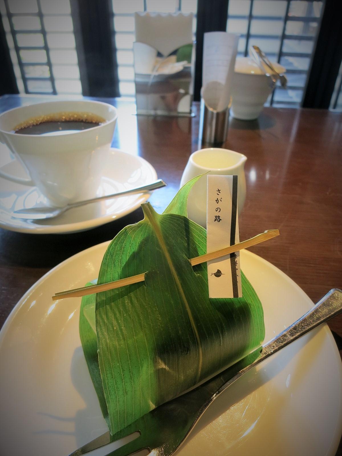 京都で朝活③ 京洋菓子司ジュヴァンセル*スイーツカフェ_f0236260_12524353.jpg
