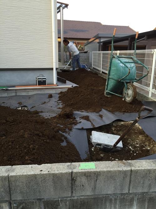 宮崎市T様garden renovation_b0236217_9285138.jpg