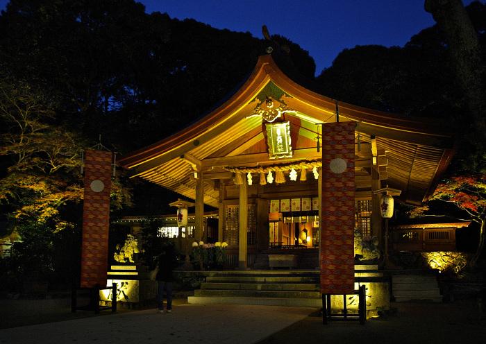 竈門神社(かまど)_f0315034_17535040.jpg