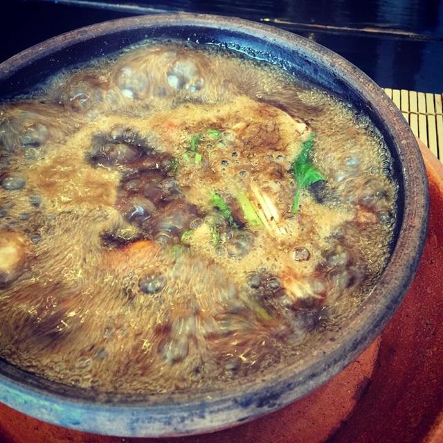 鍋はみんなで食べるほうが美味しい?_e0182138_1317951.jpg