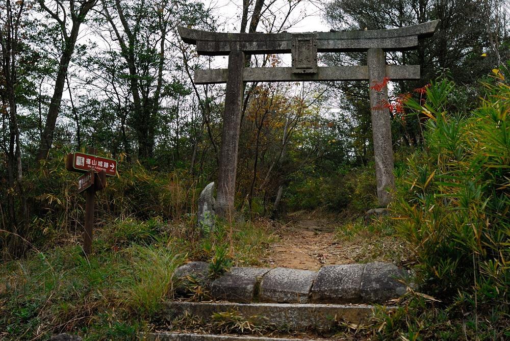 福山城跡(福山302m)トレッキング♪_f0224648_09513864.jpg
