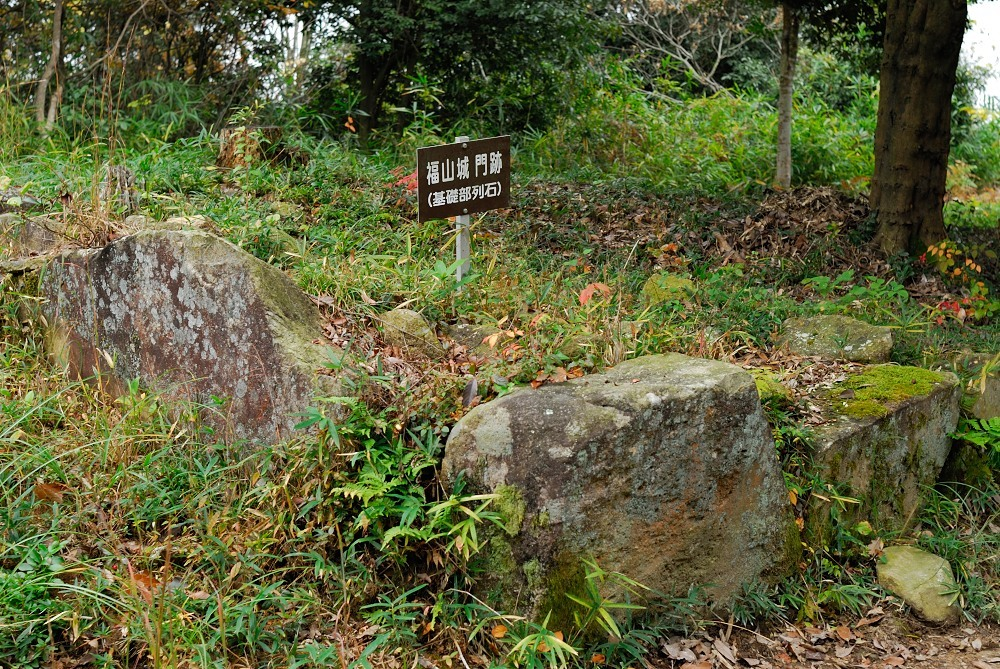 福山城跡(福山302m)トレッキング♪_f0224648_09551796.jpg