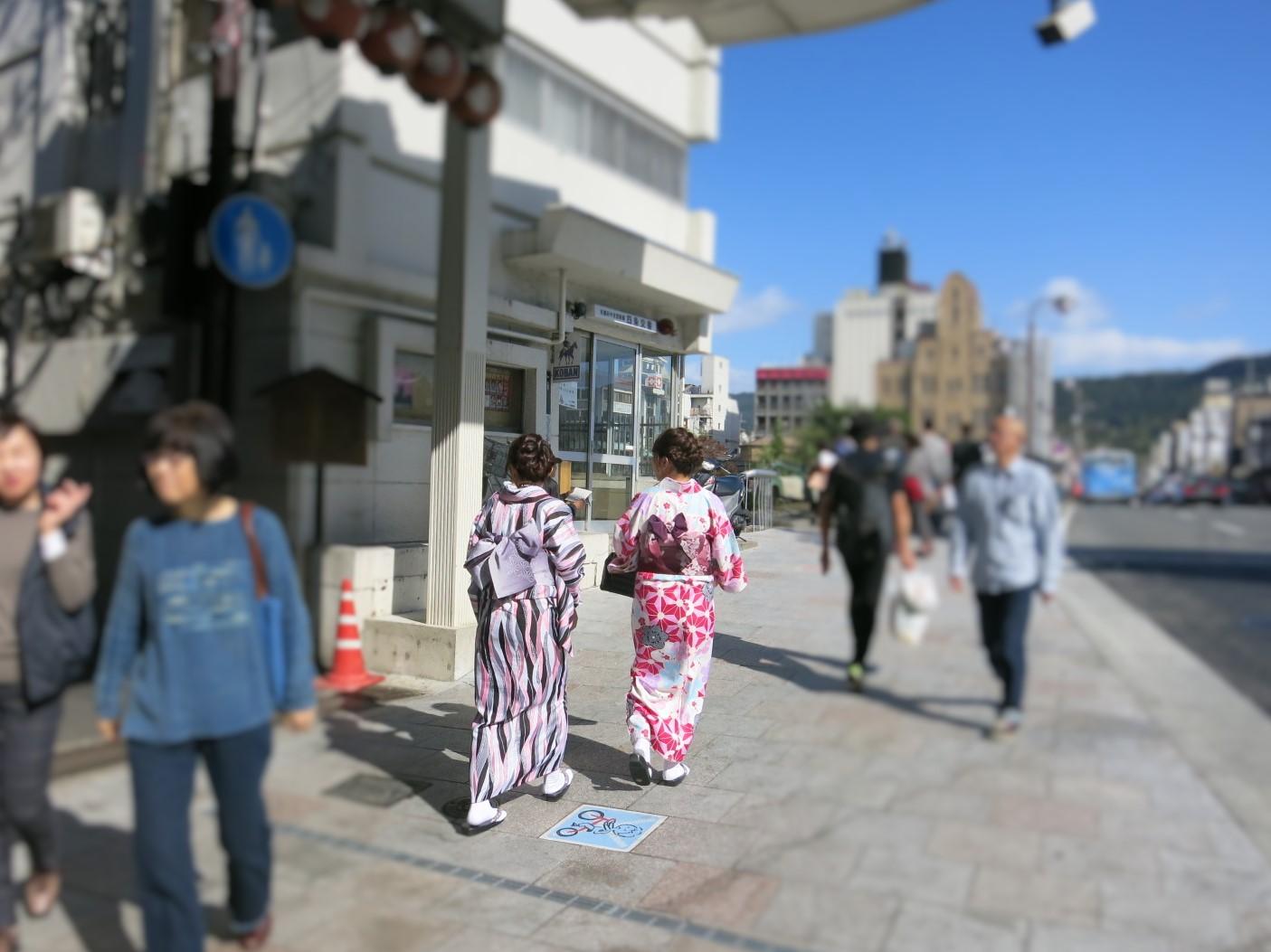 京都で朝活④ 次回の為の覚書き♪_f0236260_155503.jpg