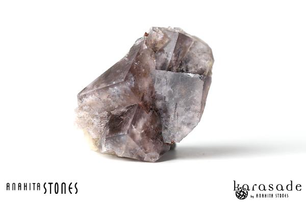 蛍光パープルフローライト原石(イングランド、グリーンロウズ産)_d0303974_1045517.jpg