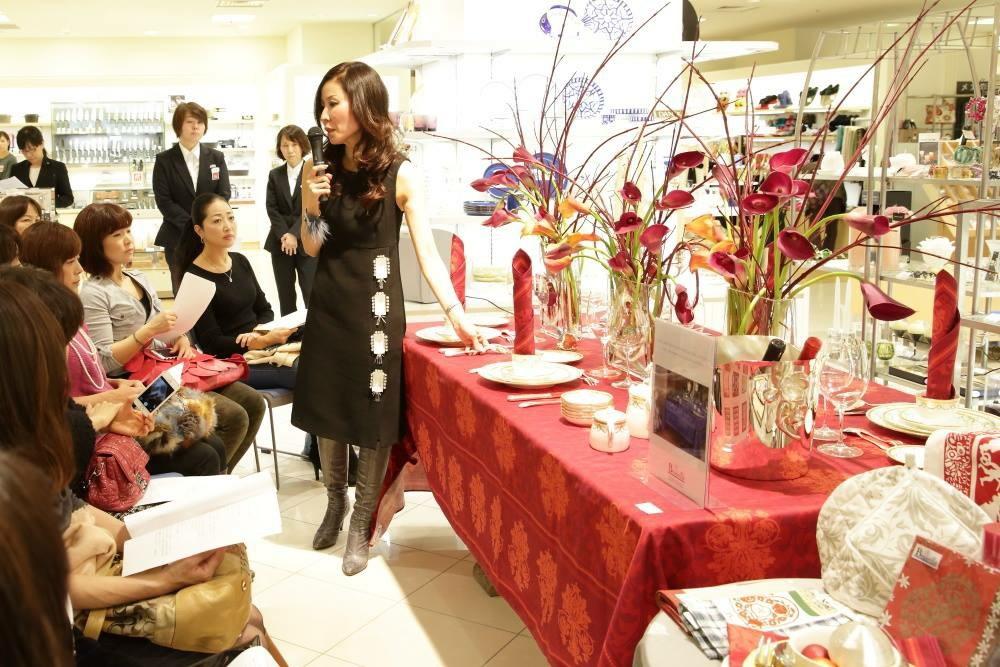 H邸のクリスマスの食卓_c0366777_00190406.jpg