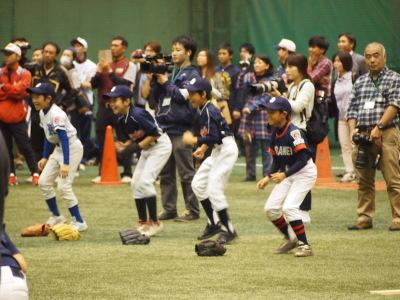 サンディエゴ・パドレス野球教室_d0262619_13121176.jpg