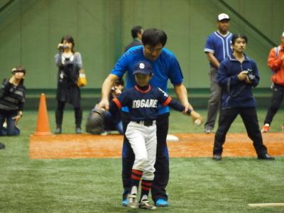 サンディエゴ・パドレス野球教室_d0262619_13121831.jpg