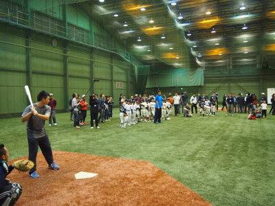サンディエゴ・パドレス野球教室_d0262619_13122563.jpg